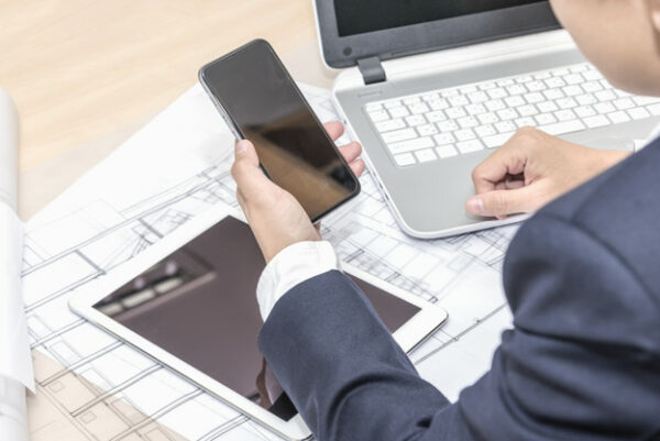 Desarrollo de marketing digital con programas de gestión inmobiliaria