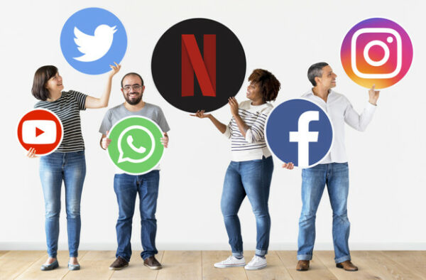 Comparte el recorrido virtual en redes sociales