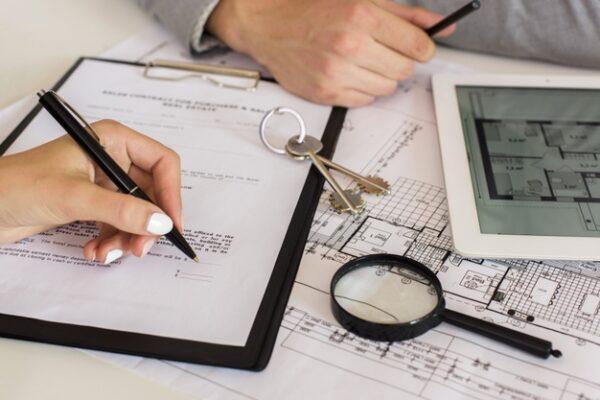 mportancia de verificación del contrato de compraventa de inmuebles