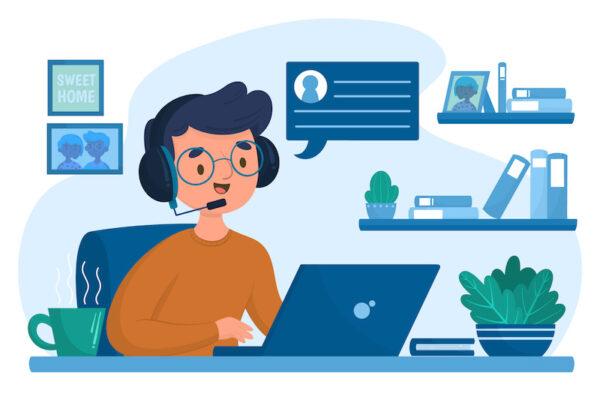 mostrar cómo ser un agente inmobiliario sin oficina con comunicación efectiva