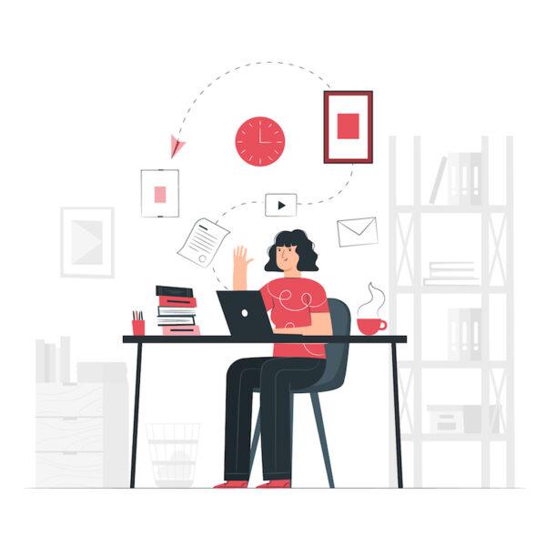 usar canales digitales para ser un agente inmobiliario sin oficina