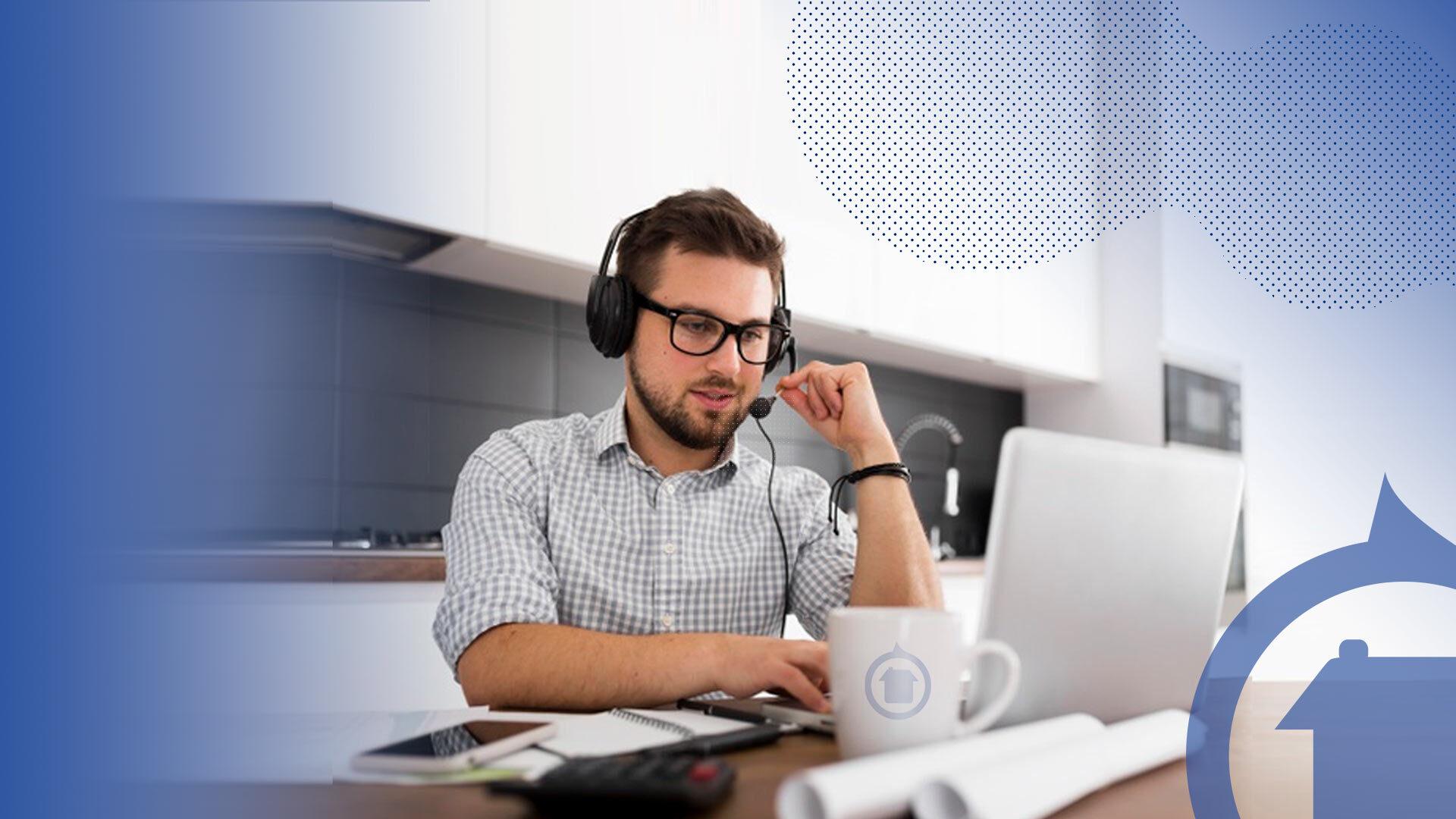 Consejos para el agente inmobiliario sin oficina