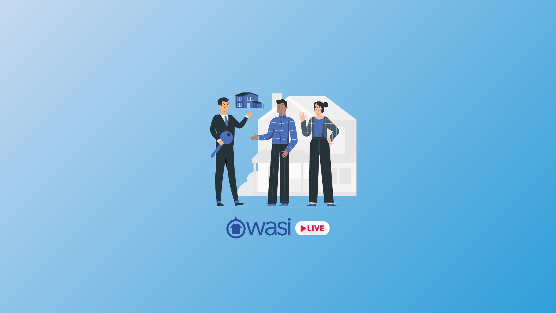 Wasi live: Generemos confianza en el sector inmobiliario