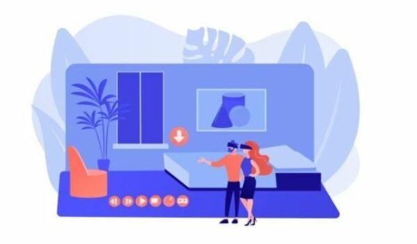 usar la realidad virtual para inmobiliarias