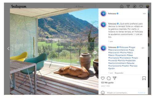 Atraer clientes por Instagram