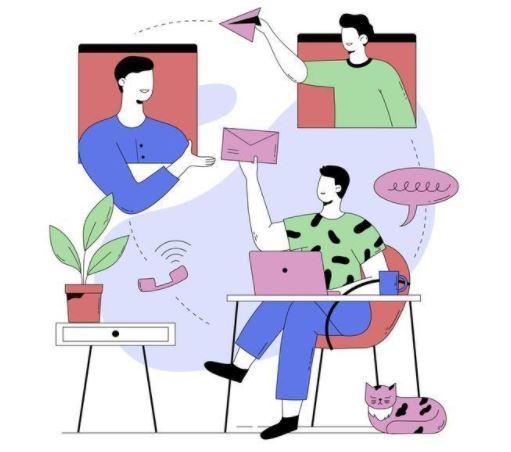 usar TICs en las estrategias para trabajar en equipo